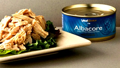 canned albacore tuna