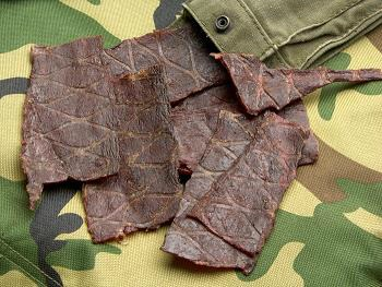 Grass Fed Bison Jerky