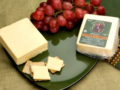 grass fed farmer's cheese