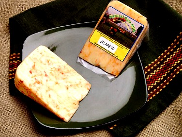 grass fed jalapeno cheese