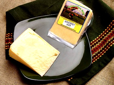 grass fed monterey jack cheese